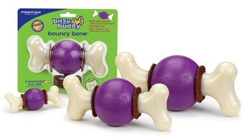 Busy Buddy Bouncy Bone voor de hond