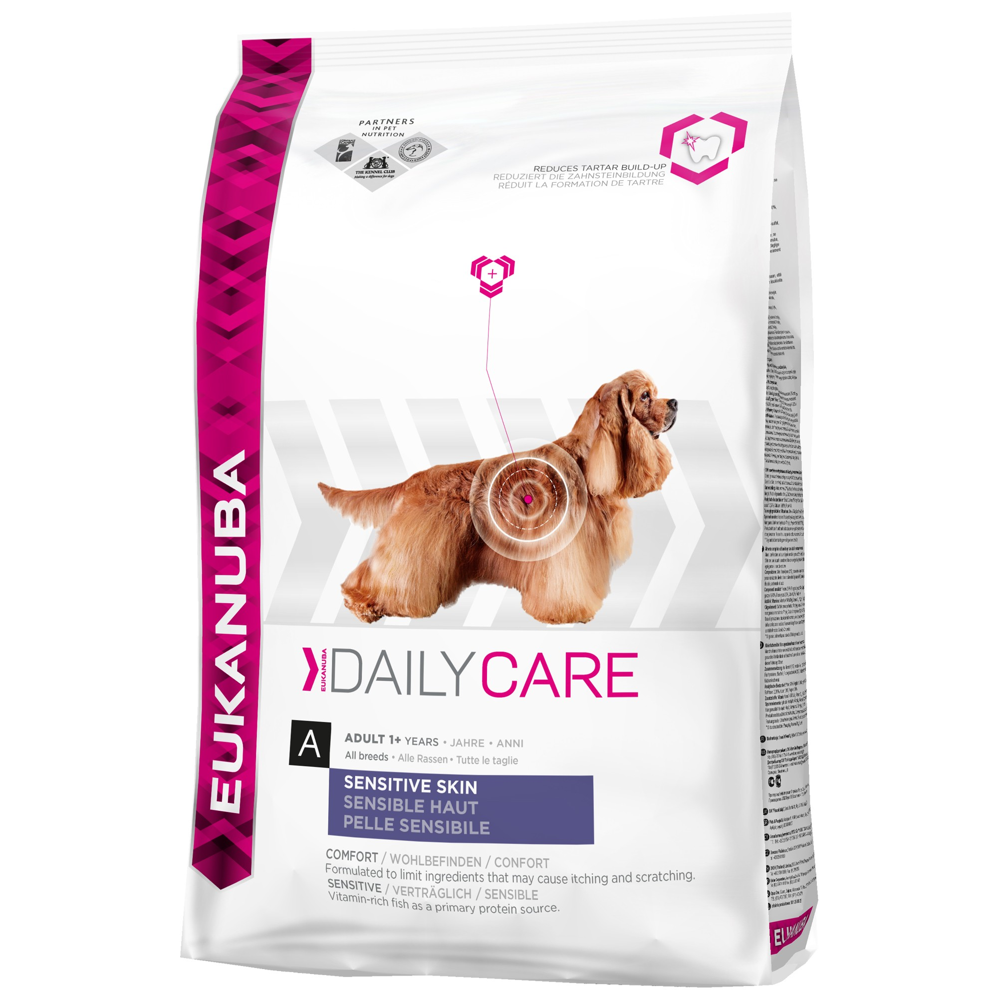 Eukanuba Daily Care Sensible Haut Hundefutter