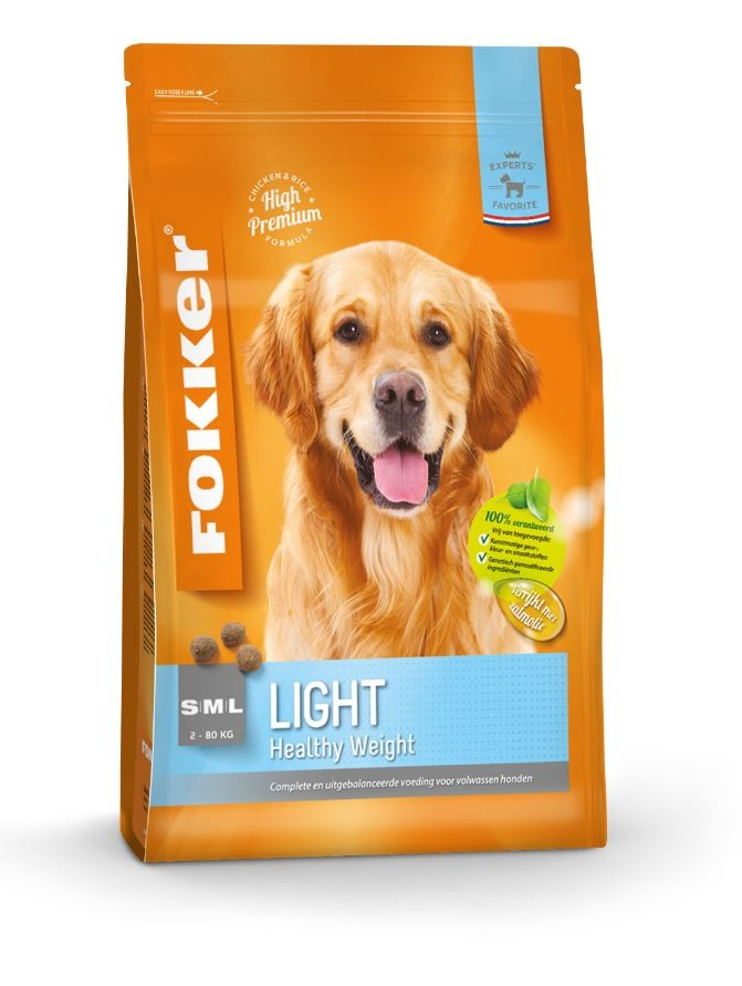 Fokker Light Hundefutter