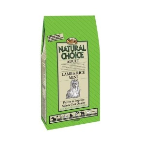 Nutro Choice Adult Mini Lamm & Reis Hundefutter