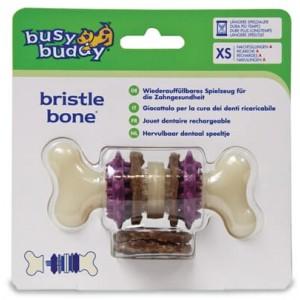 Busy Buddy Bristle Bone für Hunde AUSVERKAUF