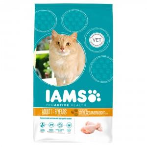 Iams Adult Sterilised/Overweight Huhn Katzenfutter