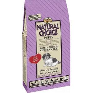 Nutro Choice Puppy Small & Medium Huhn & Reis Hundefutter