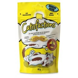 Catisfactions Kaas kattensnoep