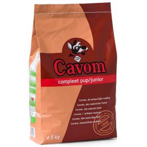 Cavom Compleet Puppy/Junior Hundefutter