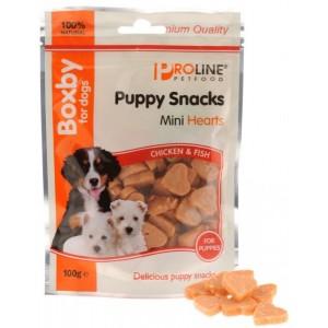 Boxby Mini Hearts Hundesnack