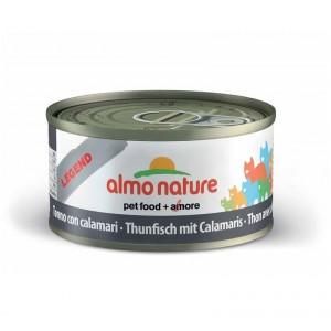 Almo Nature Thunfisch und Tintenfisch