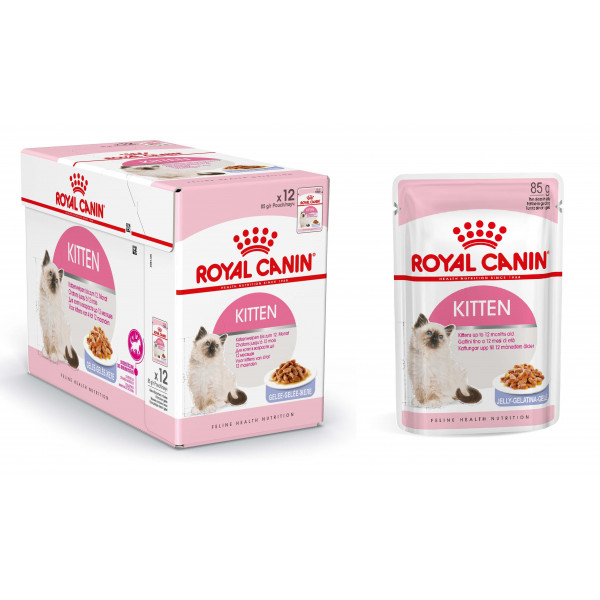 royal canin pouch kitten katzenfutter. Black Bedroom Furniture Sets. Home Design Ideas