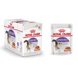 Royal Canin Sterilised Katzen-Nassfutter 12 Beutel