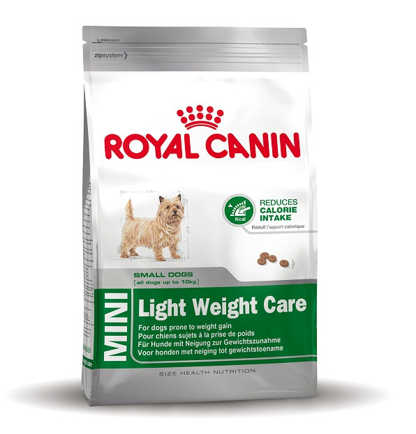 Royal Canin Mini Light Weight Care Hundefutter
