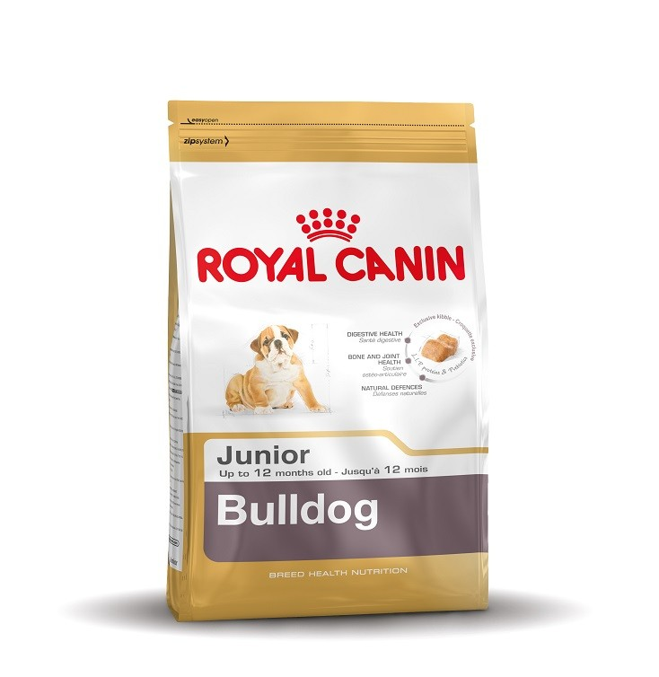 Royal Canin Junior Bulldogge Hundefutter