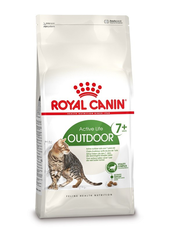 Royal Canin Outdoor +7 Katzenfutter
