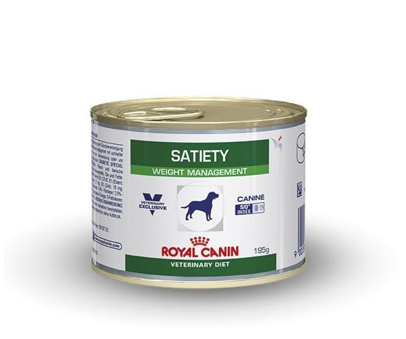 Royal Canin Veterinary Diet Satiety (in Dosen) Hundefutter 195g