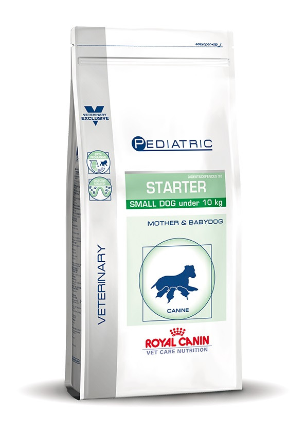 Royal Canin VCN Pediatric Starter Small Dog  Hundefutter