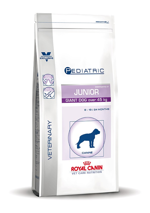 Royal Canin VCN Pediatric Junior Giant Dog Digest & Osteo