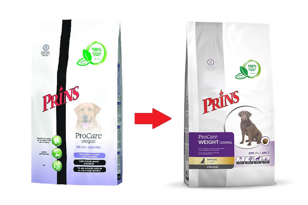 Prins ProCare Croque Weight Control Hundefutter