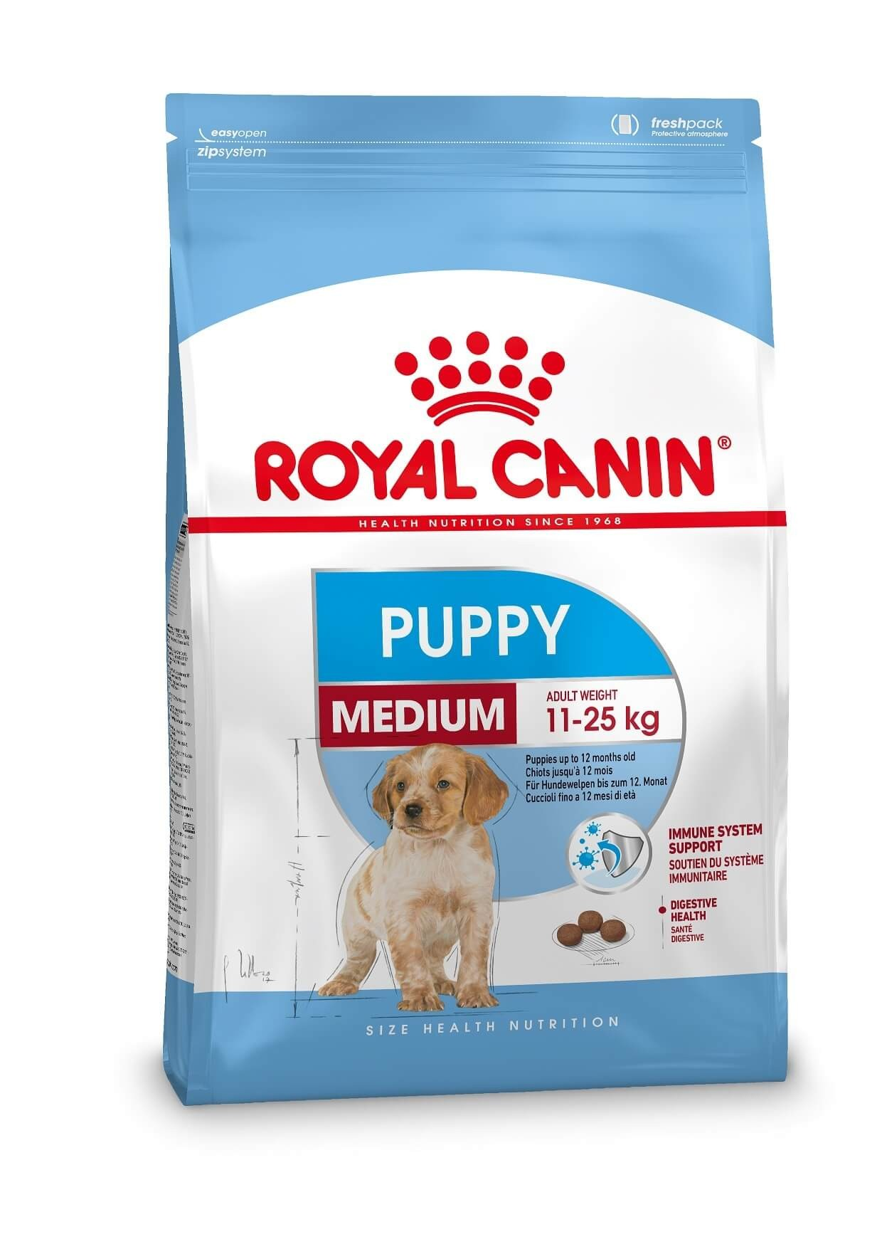 Royal Canin Medium Puppy Hundefutter