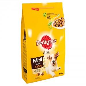 Pedigree Adult Mini Huhn und Gemüse Hundefutter