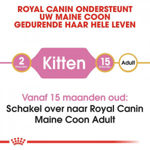 Royal Canin Kitten Maine Coon Katzenfutter