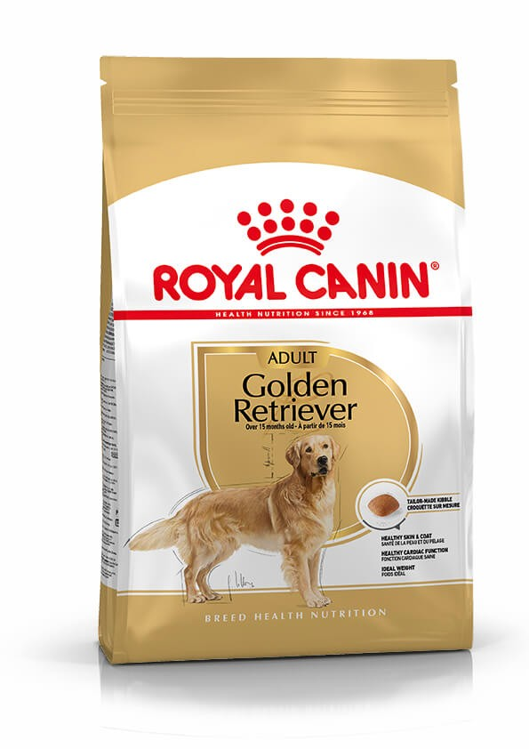 Royal Canin Adult Golden Retriever Hundefutter