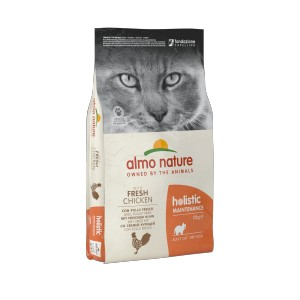 Almo Nature Holistic Cats Adult Huhn & Reis