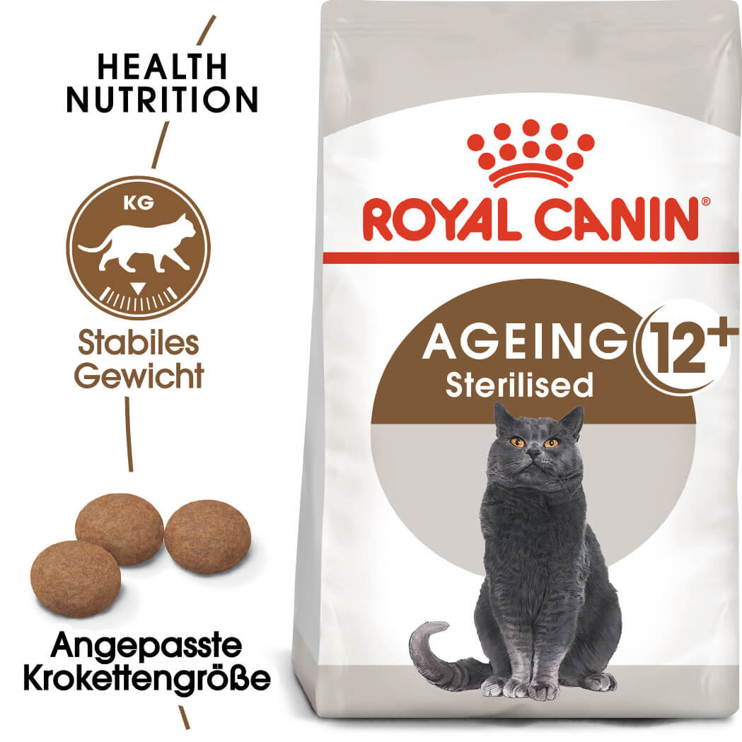 Royal Canin Ageing Sterilised +12 Katzenfutter
