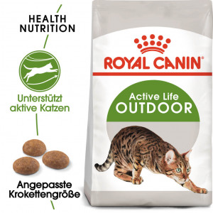 Royal Canin Outdoor Katzenfutter
