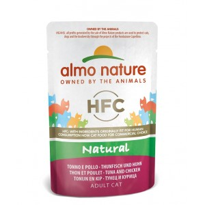 Almo Nature Classic Nature Thunfisch & Huhn 55 Gramm