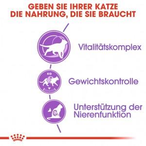 Royal Canin Sterilised +7 Katzenfutter