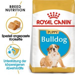 Royal Canin Puppy Bulldogge Hundefutter