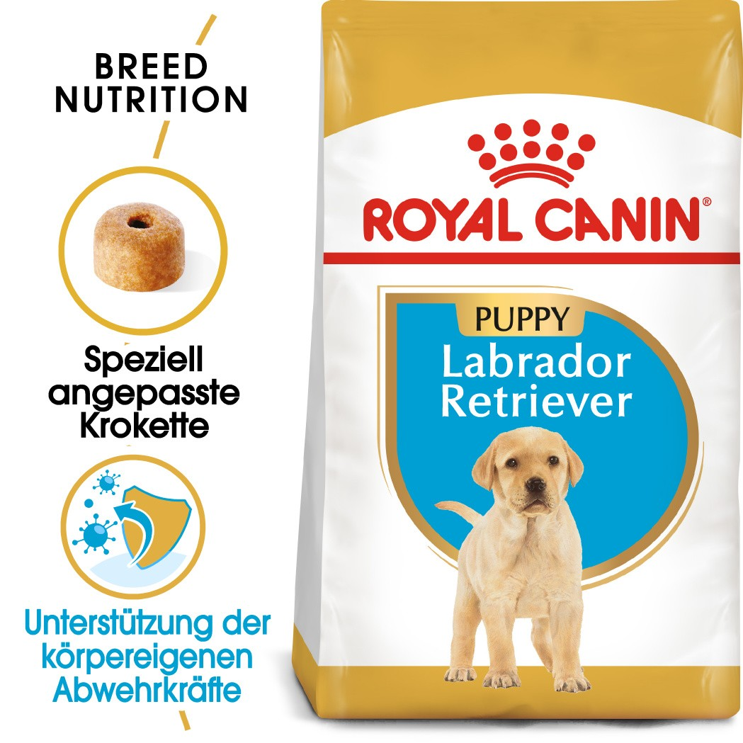 Royal Canin Puppy Labrador Retriever Hundefutter
