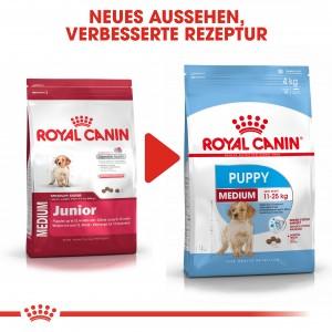 Royal Canin Medium Puppy Hundefutter
