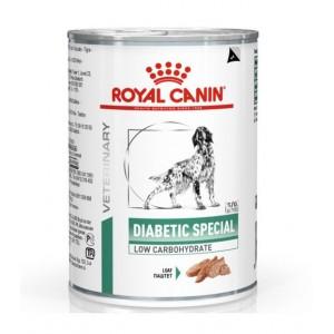 Royal Canin Veterinary Diet Diabetic Special (in Dosen) Hundefutter 410g