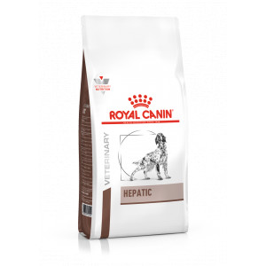 Royal Canin Veterinay Diet Hepatic Hundefutter