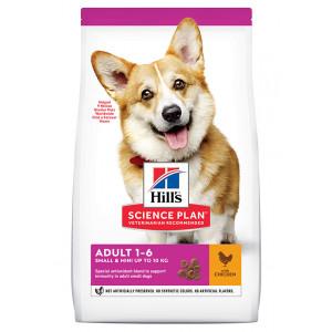 Hill's Adult Small & Mini mit Huhn Hundefutter