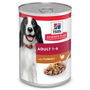 Hill's Adult Kalkoen (blikvoer) Hondenvoer