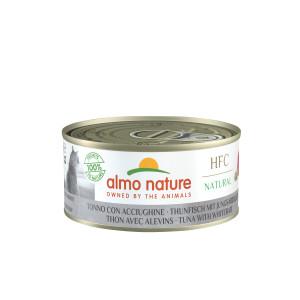 Almo Nature HFC Thunfisch mit Jungsardellen Katzenfutter