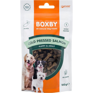 Boxby for Dogs Cold Pressed Zalm