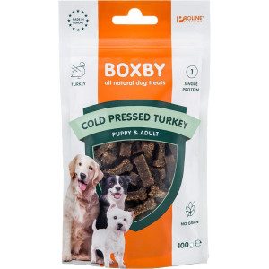 Boxby for Dogs Cold Pressed Kalkoen
