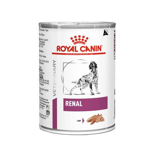 Royal Canin Veterinary Diet Renal 410 gramm (aus der Dose) Hundefutter