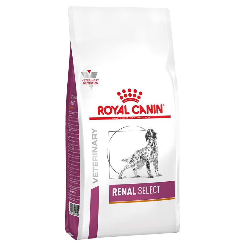 Royal Canin Veterinary Diet Renal Select Hundefutter