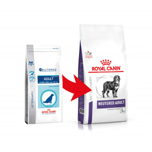 Royal Canin Veterinary Neutered Adult Large Dogs Hundefutter